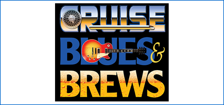 Cruise Blues and Brews logo