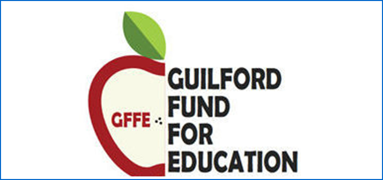 Guilford Fund for Education Logo