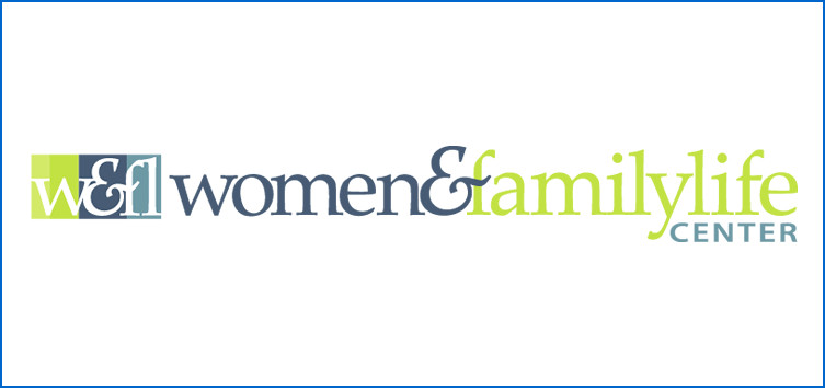 Women and Family Life Center Logo